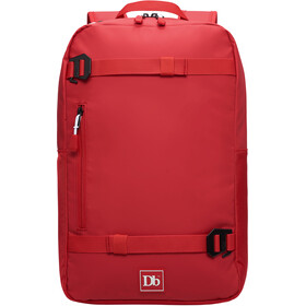 Douchebags The Scholar Zaino 17L, scarlet red